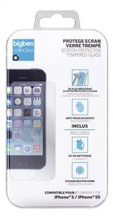 bigben protection d'écran Verre trempé pour iPhone 5/5S