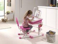 Vipack bureau Kids comfortline 301 avec lampe rose-Image 2