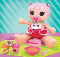 Lalaloopsy Babies poupée Potty Surprise Jewel Sparkles-Image 2