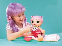 Lalaloopsy Babies poupée Potty Surprise Jewel Sparkles-Image 1