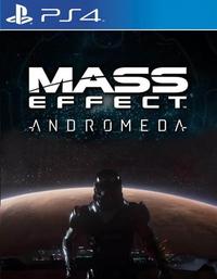 PS4 Mass Effect: Andromeda FR/ANG