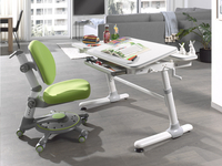 Chaise de bureau Comfortline vert-Image 2