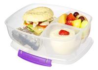 Sistema Lunchbox Triple Split 2 l-Afbeelding 3