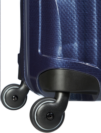 Samsonite Harde reistrolley Lite-Locked Spinner navy 55 cm-Onderkant