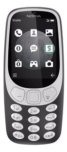 Nokia GSM 3310 3G gris-Avant
