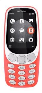 Nokia GSM 3310 3G rouge-Avant