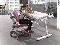 Chaise de bureau Comfortline rose-Image 1