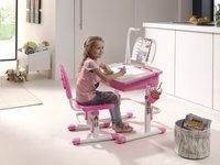 Vipack bureau Kids comfortline 301 avec lampe rose-Image 3