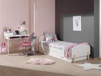 Chaise de bureau Comfortline rose-Image 3