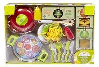 DreamLand set de cuisine Pâtes avec sons et lumières-Avant