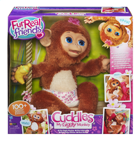 FurReal Friends peluche interactive Cuddles My Giggly Monkey