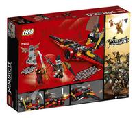 LEGO Ninjago 70650 La poursuite dans les airs-Arrière