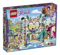 LEGO Friends 41347 Le complexe touristique d'Heartlake City-Côté gauche