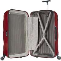 Samsonite Valise rigide Cosmolite Spinner red 55 cm-Détail de l'article