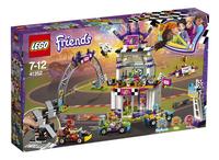 LEGO Friends 41352 De grote racedag-Linkerzijde