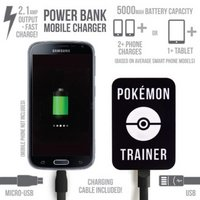 Powerbank Pokémon Trainer 5000 mAH