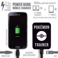 Powerbank Pokémon Trainer 5000mAH