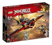 LEGO Ninjago 70650 La poursuite dans les airs-Côté gauche