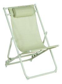 Strandstoel groen-Artikeldetail