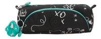 Kipling pennenzak Cute Girl Doodle-Vooraanzicht