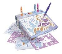 Lansay Disney Frozen BLOpens Mallette pupitre 2 en 1 FR