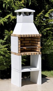 Movelar barbecue au charbon de bois Brick Zon-Image 4