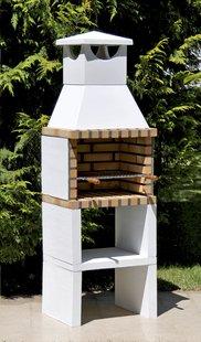 Movelar houtskoolbarbecue Brick Zon-Afbeelding 4