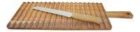 Dagelijkse kost Planche à pain L 55 x Lg 19 cm avec couteau à pain-Avant