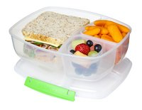 Sistema Lunchbox Triple Split 2 l-Afbeelding 4