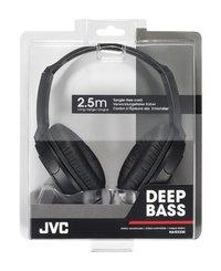 JVC casque HA-RX330-E noir