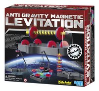 4M Lévitation magnétique anti-gravité