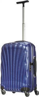 Samsonite Harde reistrolley Lite-Locked Spinner navy 55 cm