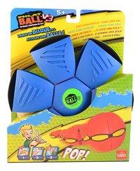 Goliath frisbee Phlat Ball V3 blauw/groen