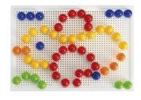 Quercetti mosaïques Fanta Color portable large 100 pièces-Détail de l'article