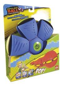 Goliath frisbee Phlat Ball V3 bleu/vert-Côté gauche