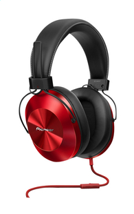 Pioneer casque SE-MS5T rouge