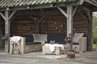 Dutchwood Ensemble Lounge Country 300 x 250 cm droite-Image 2