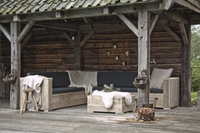 Dutchwood loungeset Country 300 x 250 cm-Afbeelding 2