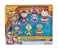 Playskool 6 figurines Top Wing Collector pack-Avant