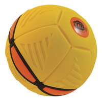 Goliath frisbee Phlat Ball V3 jaune/orange-Avant