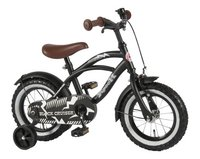 Yipeeh kinderfiets Black Cruiser 12'