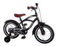 Yipeeh vélo pour enfants Black Cruiser 14'