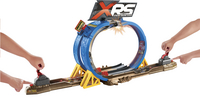 Circuit acrobatique Disney Cars XRS Smash & Crash Challenge-Image 2