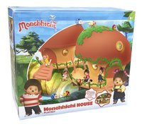 Monchhichi Deluxe boomhuis-Linkerzijde