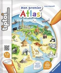 Ravensburger Tiptoi Mon premier Atlas FR