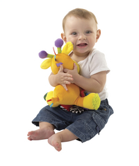 Playgro Activity Friend Giraffe-Image 1