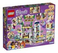 LEGO Friends 41347 Le complexe touristique d'Heartlake City-Arrière