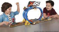 Circuit acrobatique Disney Cars XRS Smash & Crash Challenge-Image 4