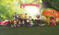Monchhichi Deluxe boomhuis-Afbeelding 1