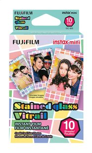 Fujifilm stained glass Instax mini 10